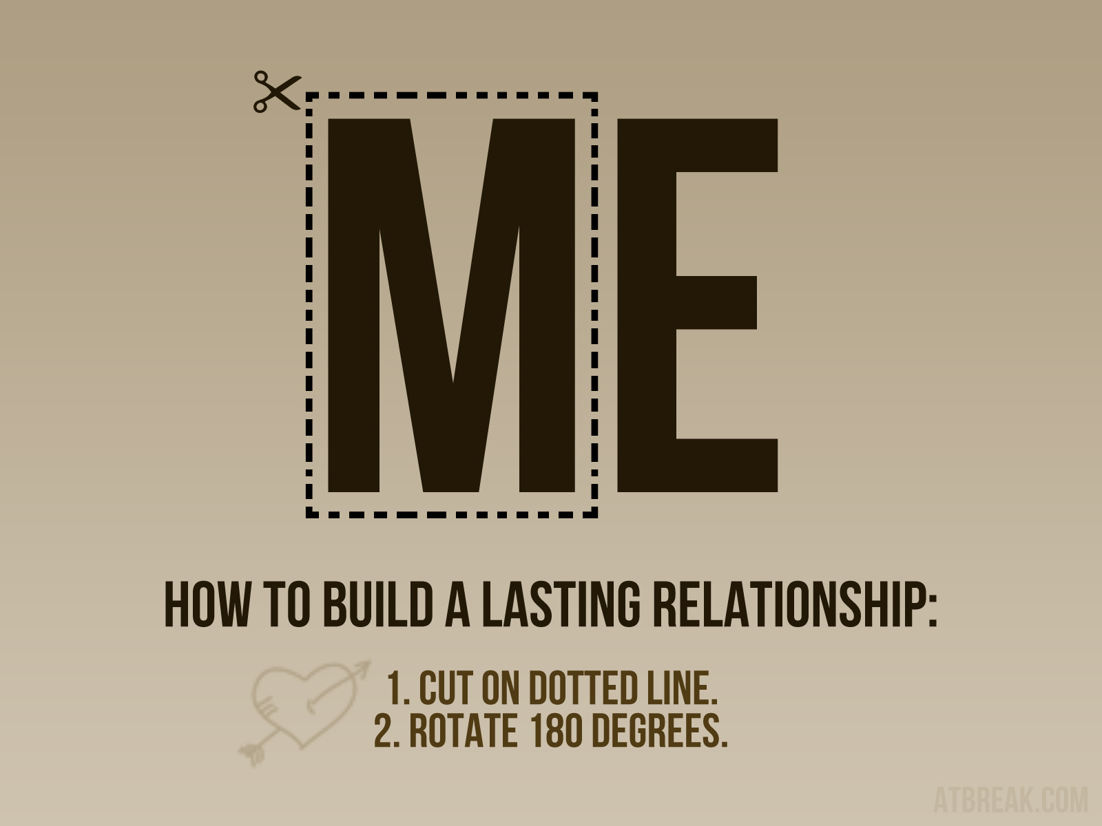How to make a lasting relationship