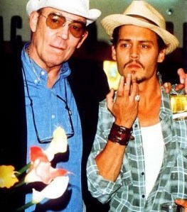 Depp and Thompson